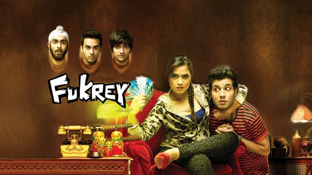 fukrey movie full hd