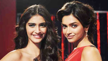 Image result for deepika sonam koffee with karan