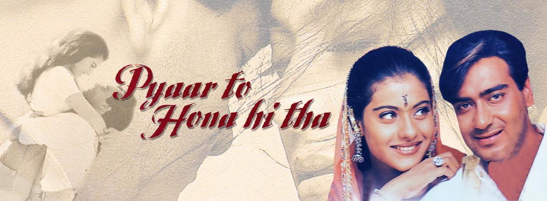 Pyaar To Hona Hi Tha 1998 720p WEBHD x264 AAC - Ranvijay