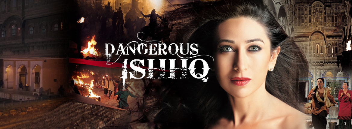 dangerous ishq video songs hd 1080p