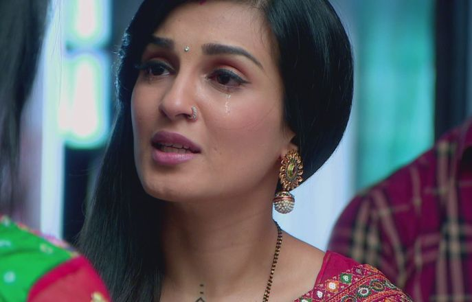 Full on drama in the serial Saraswatichandra,must watch